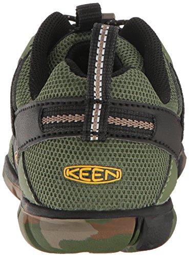 Keen Chandler CNX Junior Chaussure De Marche - SS17 Grün (crushed bronze green)