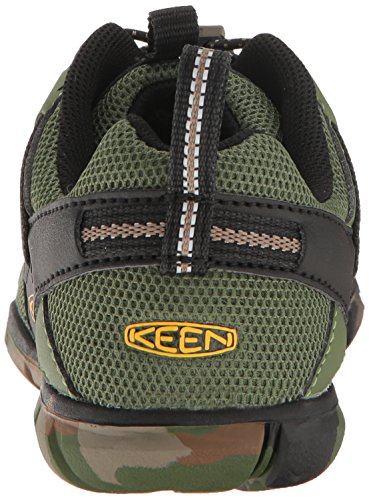 Keen Chandler CNX Junior Scarpe Da Passeggio - SS17 Grün (crushed bronze green)