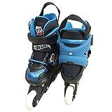 HOT WHEELS Inliner Skates für Kinder größenverstellbar Gr. 30-33