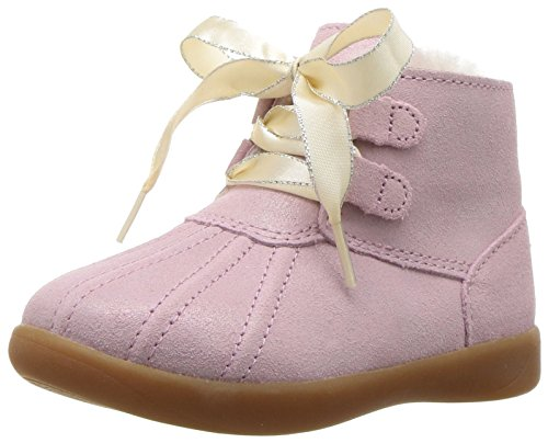 UGG Girls T Payten Metallic Boot, Starlight, 11 M US Little Kid