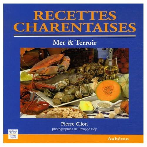 Recettes charentaises : Mer & Terroir