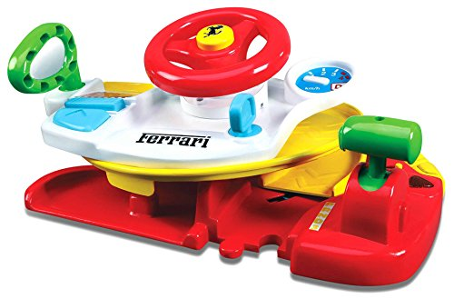 Bburago Junior Playset Ferrari Dash and Drive