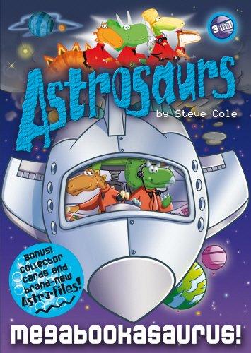 Astrosaurs: Megabookasaurus!