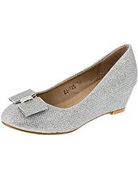 Jeanstotal - Chaussures En Plastique Pour Les Femmes Bleu, Bleu, Taille 37 Eu