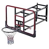 Generic A1. Num. 4564. Grito. 1.. Heavy Duty profesional UTY Prof montado en la pared cl tamaño baloncesto aro Ed Ba tamaño completo Ne Red y Tablero kboard.. NV _ 1001004564-wruk23_ 1566