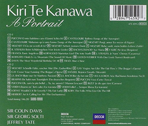 Kiri Te Kanawa - Portrait