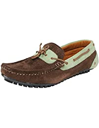 42a6c4527aa Amazon.in: Green - Loafers & Moccasins / Casual Shoes: Shoes & Handbags