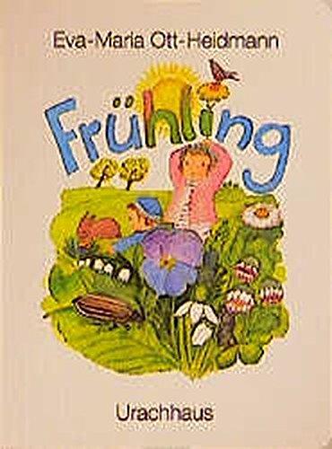 Frühling: Pappbilderbuch (Jahreszeiten-frühling)