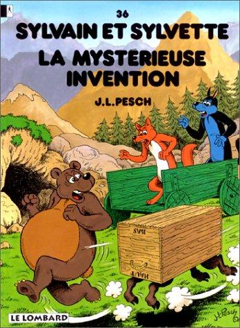 Sylvain et Sylvette, tome 36 : La mystérieuse invention