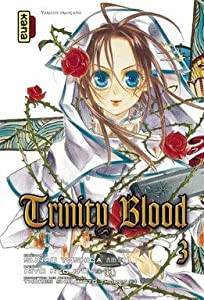 Trinity Blood Edition simple Tome 3