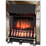 Royal Cozy Fire C603R/L304/C - Chimenea eléctrica