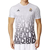 adidas - Maillots - T-shirt d'echauffement Real Madrid Domicile - White - M