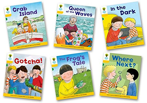 Oxford Reading Tree: Decode & Develop More A Level 5: Pack of 6