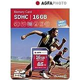 AgfaPhoto 10426 16384 Mo MLC carte mémoire SD