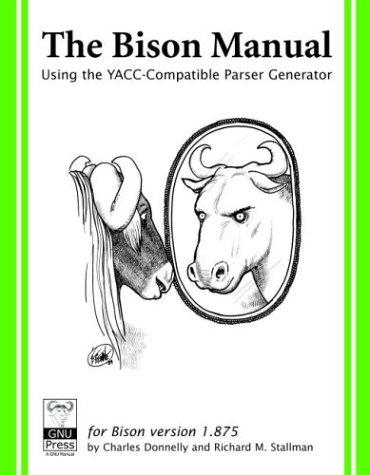 Bison Manual for Version 1.875 - 1.875