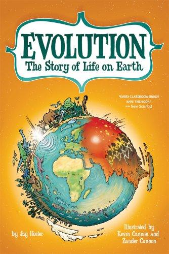 Evolution: The Story of Life on Earth por Jay Hosler