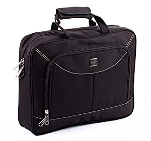Space 15.6 inch Black Laptop Bag SD04