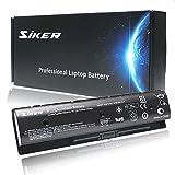 SIKER® Nuova Batteria sostitutiva a 6 celle per HP PI06 PI09 710416-001 710417-001 Padiglione 14-E000 15-E000 15t-E000 15z-E000 17-E000 17-E100 17Z-E100 TouchSmart 17-J000 17-J100 TouchSmart 17-J157Cl