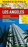 MARCO POLO Cityplan Los Angeles 1:15 000 (MARCO POLO Citypläne) - Collectif