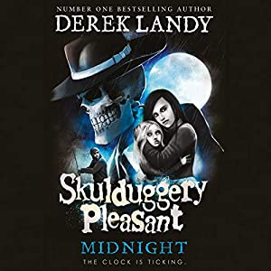 Midnight: Skulduggery Pleasant, Book 11