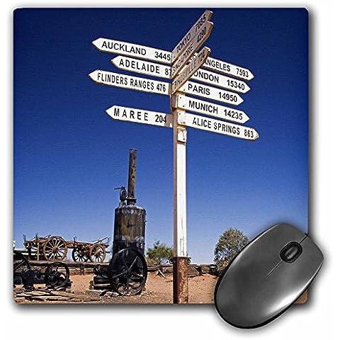 Danita Delimont - Road Signs - Sign Post, William Creek, Oodnadatta Track, Australia-AU01 DWA2454 - (Australia Post)