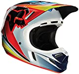 FOX V4 Race 2016 Motocross Helm XXL (63/64) Rot
