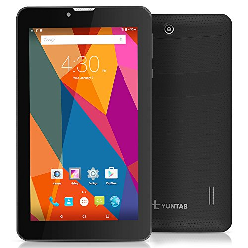 yuntab-7-inch-android-51-3g-unlocked-smartphone-tablet-pcmtk8321-13-ghz-quad-core-ips-1024600-capaci
