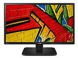 LG 24MB56HQ-B 60 cm (24 Zoll) LED Monitor (HDMI, VGA, 5ms Reaktionszeit, höhenverstellbar)