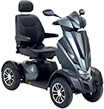 CHAIR Wheelchair, Medical Rehab Chair for Seniors,Old People,King Cobra Travel 4Wheel Electric Mobility Scooter Twin USB