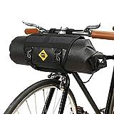 B5645ellsWaterproof Radfahren Fahrrad Frontschlauch Rahmen Tasche Fahrradlenker Pannier