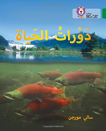 Life Cycles: Level 15 (Collins Big Cat Arabic Readers)