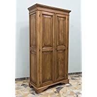 Ebanisteria Gambella - Personalisiert Garderobe mit zwei Türen