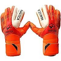 Guanti da portiere per bambini calcio professionali guanti da portiere  negative Cut guanti da calcio con a3ccbec63642