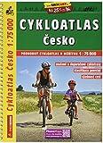 Czech cycling atlas (Shocart Radkarten Tschechische Republik)