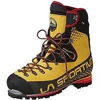 La Sportiva Nepal Cube GTX - Botas de montaña para hombres, color amarillo, talla 48
