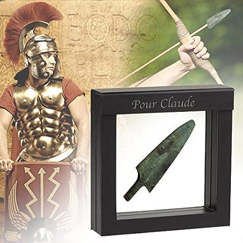 Authentique pointe de flèche antique avec votre personnalisation