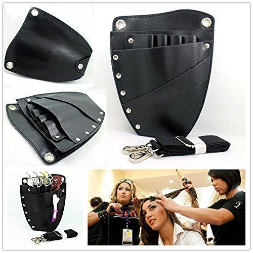 Neverland ciseaux de coiffure Holster sac de taille ceinture d'épaule pour salon de coiffure Ceinture #4