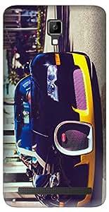 APE Designer Back Cover for MICROMAX BOLT Q331