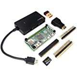 Maker Spot 8 en 1 Raspberry Pi Zero Mega Pack 8-in-1 Mega Pack