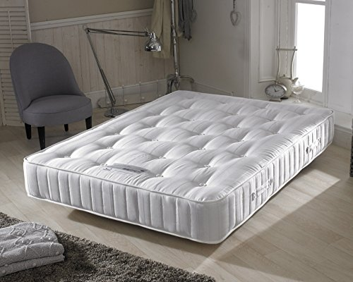 Happy Beds Super Ortho Firm Spring Reflex Foam Orthopaedic Mattress – Double