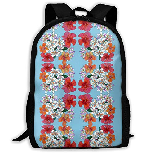 d6e3fa89f7 Casual Daypacks Abstract Rainbow Curved Lines Circle Colorful Bac ...