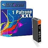 PlatinumSerie® 1x Patrone XXL kompatibel zu Canon CLI-551XL Fotoschwarz 12 ml Inhalt Tintenstrahldrucker