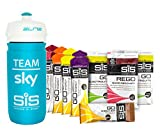 Science in Sport - Team Sky 3 Hour Endurance Nutrition Pack GO Energy