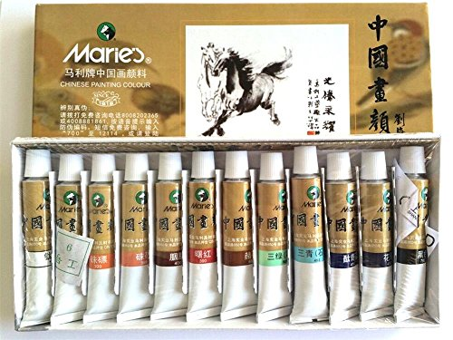 maries-juego-de-pintura-china-de-color-de-tamano-grande-12-ml-tubo-12-colores