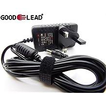 GOOD LEAD 9V 0.8A Mains AC Adapter Power Supply DVS0900A80FUKC 4 SKY GNOME WIRELESS RADIO