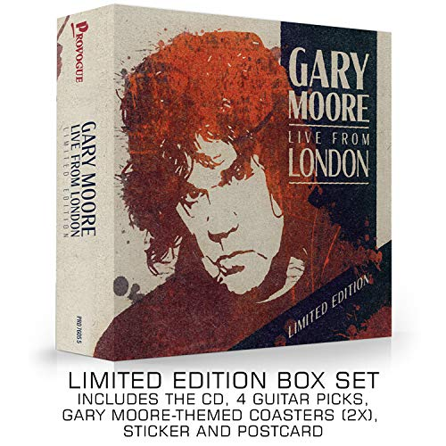 Live from London (Ltd.Edition Box Set)