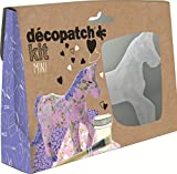 51ANmiVjeDL. SL160  UK BEST BUY #1Decopatch 19 x 13.5 x 4.5 cm Horse Mini Kit Paper Mache, Brown price Reviews uk