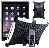 G-Shield Hülle für iPad Mini 1/2/3 Stoßfest Schutzhülle mit Ständer - Weiß