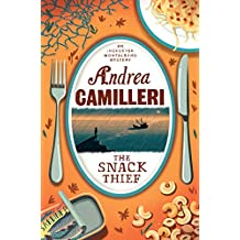 The Snack Thief (The Inspector Montalbano Mysteries Book 3)