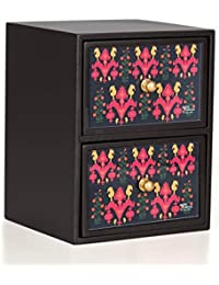 Sunshine Florist Jewellery Box and Chest of Drawer